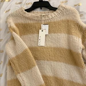 NWT Nordstrom Wool Sweater
